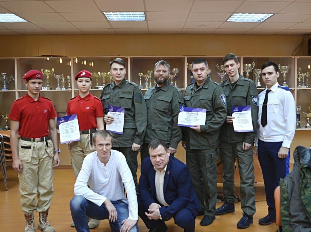 В Екатеринбурге подвели годовые итоги работы отрядов Добровольной Народной Дружины